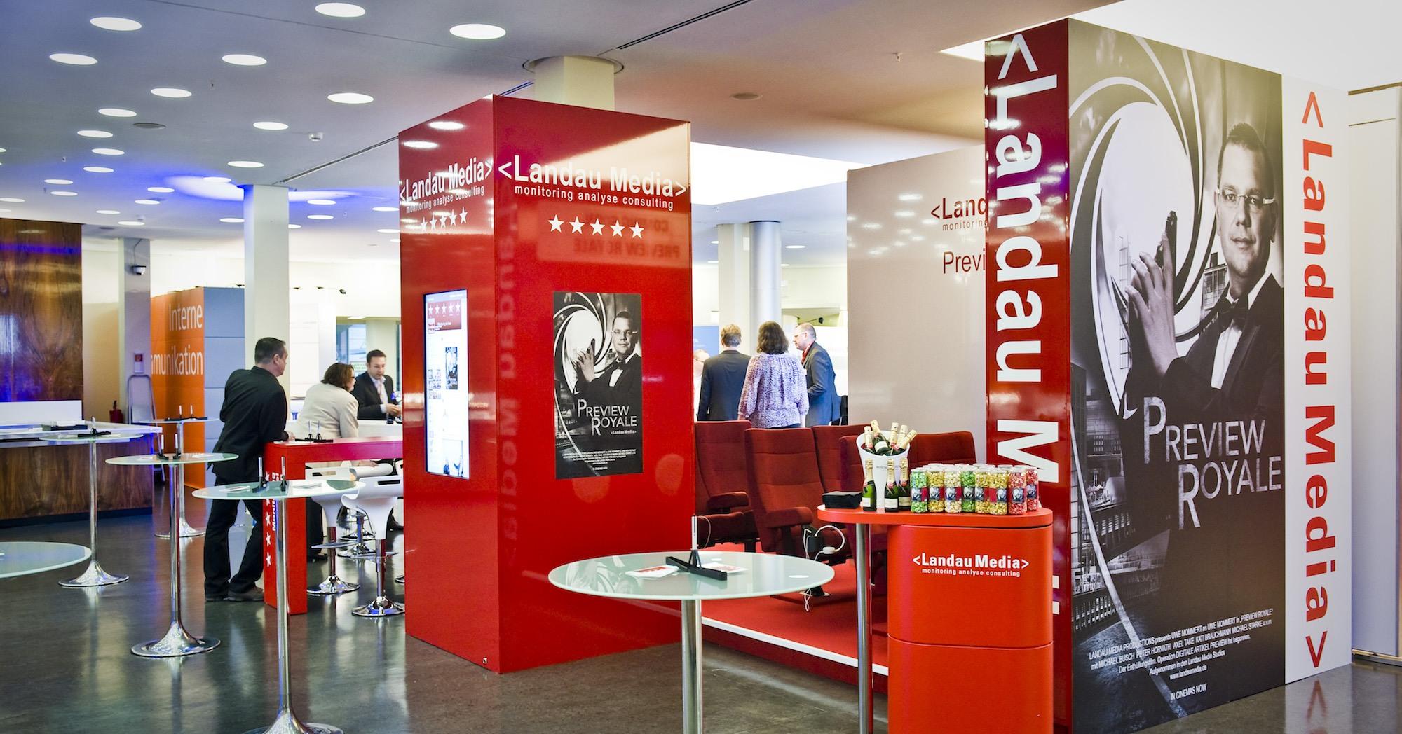 Landau Media Berlin